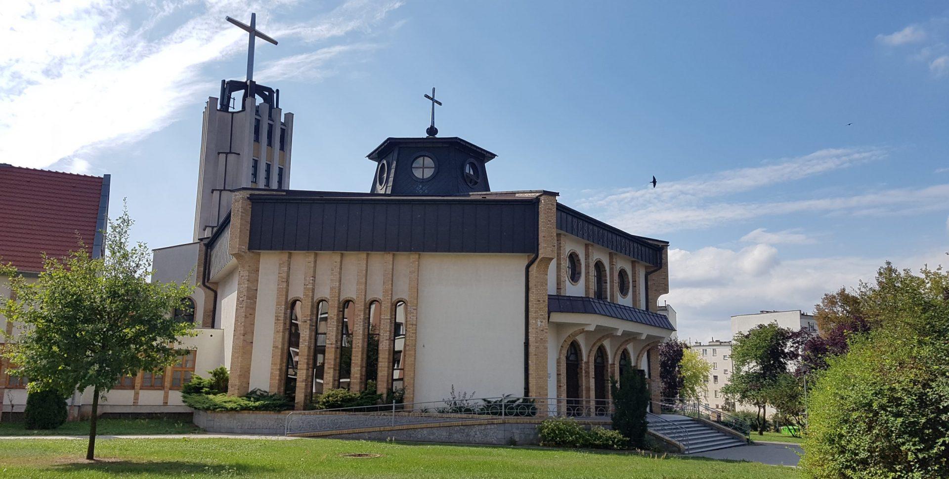 Parafia św. Józefa w Środzie Wielkopolskiej